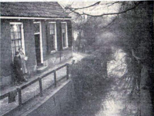 De dorpsvaart van Oosterbierum; een gevaar voor de volksgezondheid