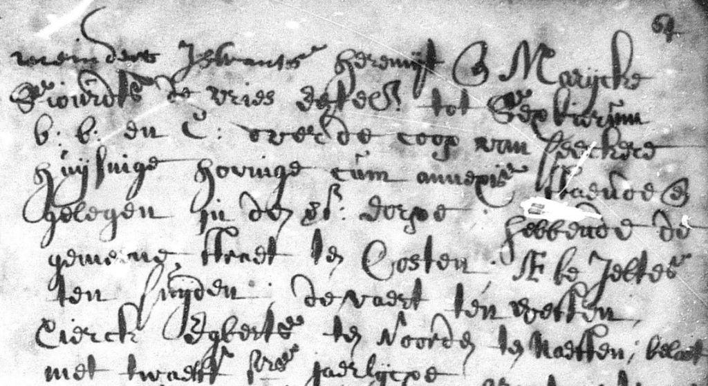 Proclamatie 1685