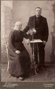 (Mogelijk Pier Winsemius en Maria Catharina Simonides)