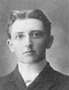 Ds. Ymen Pieter de Jong (1876-1958)