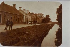 Foto 5 uit collectie van mevrouw R. Pranger-Houtsma Geen datering aanwezig