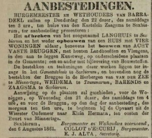 Leeuwarder Courant 16 augustus 1861