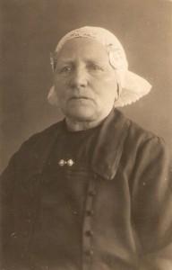 Lijsbeth Kieviet (1860-1944) was een dochter van Frans Kieviet en Hesseltje Zijlstra