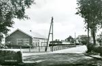 Oosterbierum - hoek Sint Joris Strjitte en de Sk