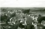 Oosterbierum - Panorama richting het noorden